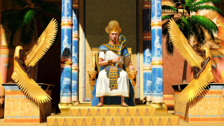 Birth of Ramses ii