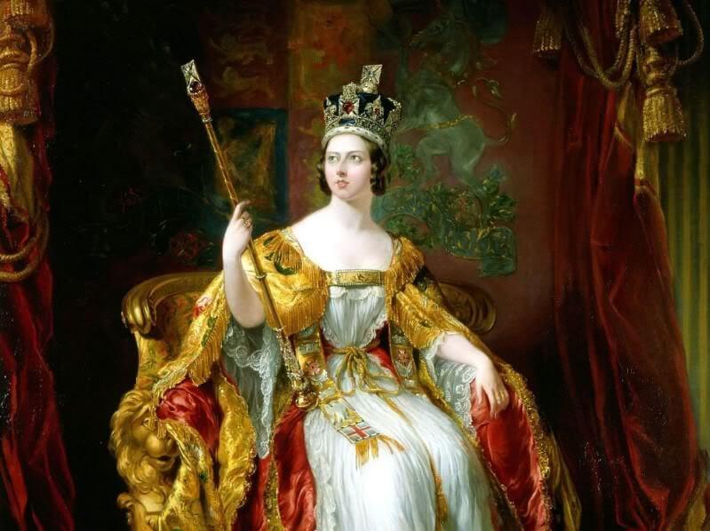 Victoria Becomes Queen, 1837