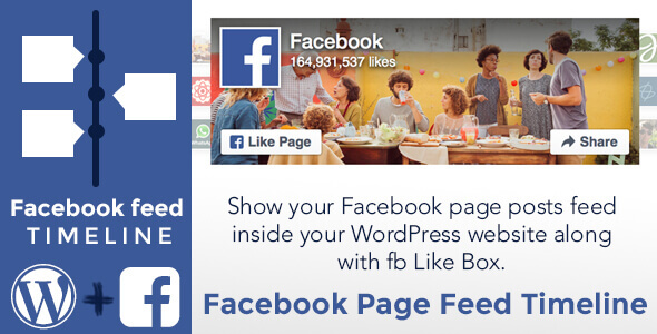 Facebook Page Feed Timeline Pro