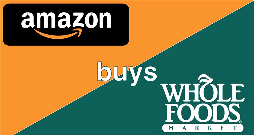 Acquires Whole Foods