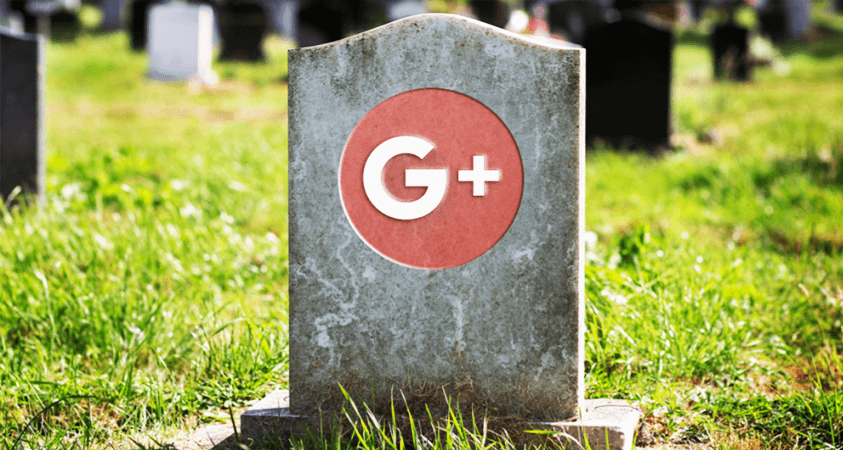 google plus shut down