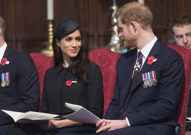 Prince Harry and Meghan Markle will arrive at the church separately.