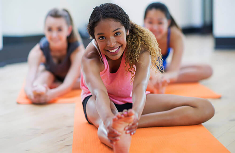 Quick Yoga Classes For Teens